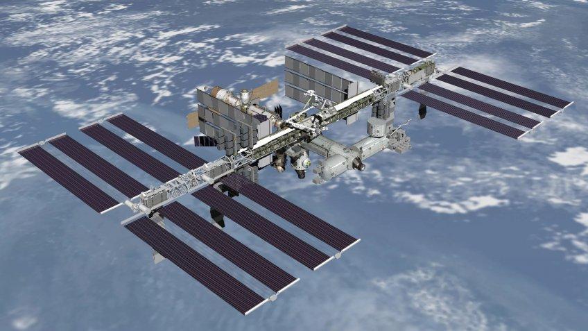 МКС завершит свою миссию в 2024-ом и опустится вокеан