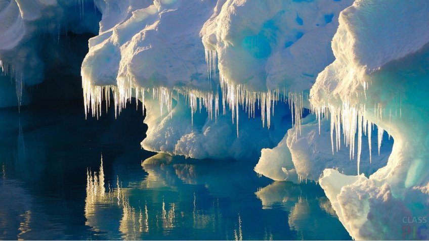 ВАнтарктиде зафиксирован беспрецедентный максимум + 17,5°С.