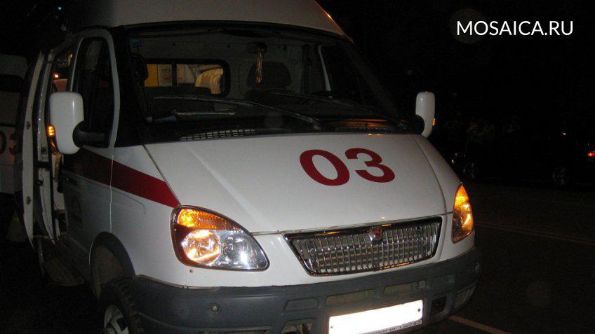 Два ребёнка пострадали вДТП наулице Октябрьской вУльяновске