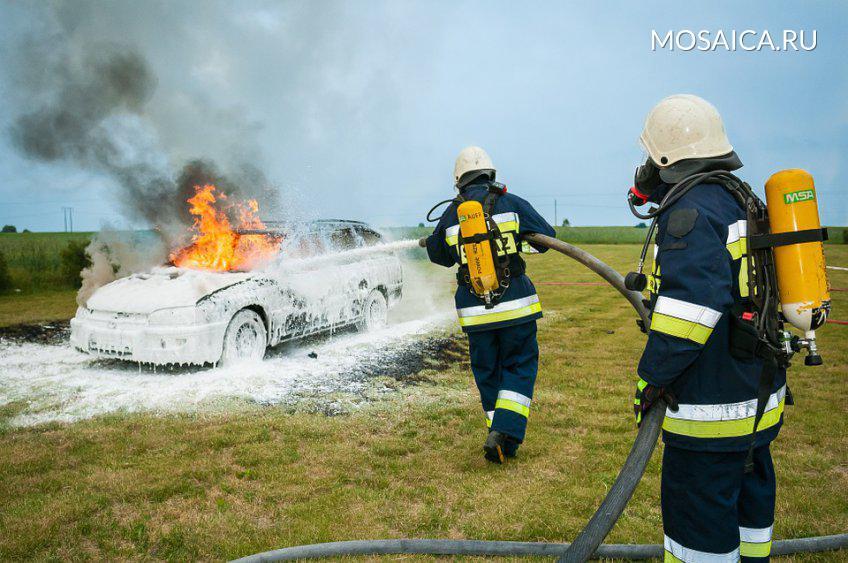 Cотрудники экстренных служб локализовали пожар вЩелково, общая площадь возгорания составила 2,3 тысячи «квадратов»