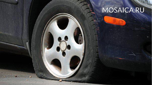 Задержали ульяновца, подозреваемого впорче автомобильных колес