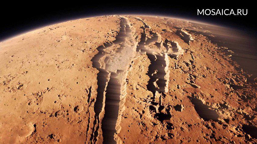 Ученые NASA планируют наМарсе растить продукты питания