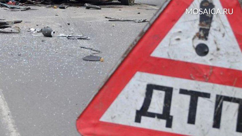 Авария натрассе Ульяновск— Цивильск: пострадали шофёр ипассажир «Фольксвагена»