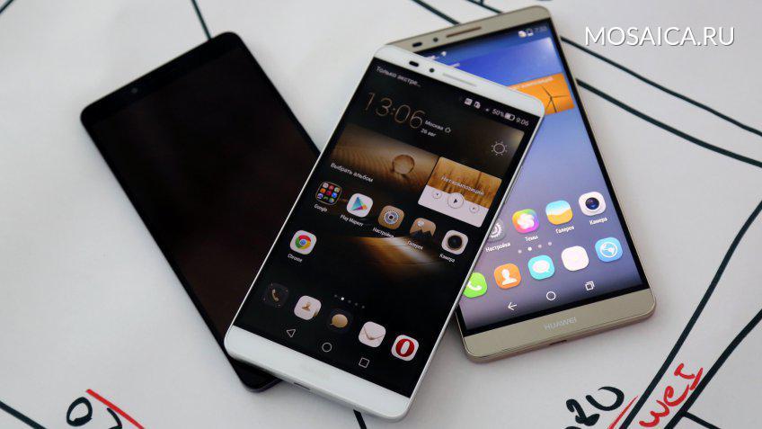 Китайские бренды завоевывают рынок телефонов  вРФ