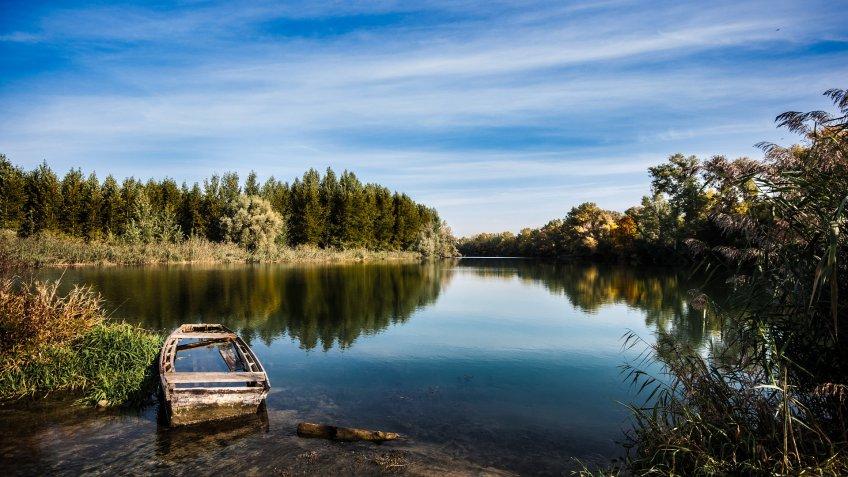 ВПодмосковье сформировали план пореабилитации рек до 2023г