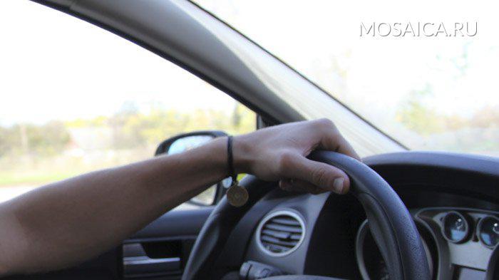 Гражданин Майнского района попал вДТП наугнанной машине