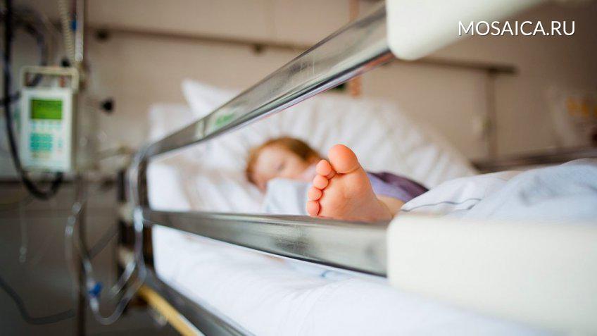 ВУльяновске двухлетняя девочка получила передозировку каплями отнасморка