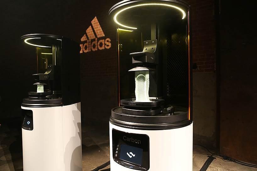 Adidas начнет производство отпечатанных на3D-принтере кроссовок