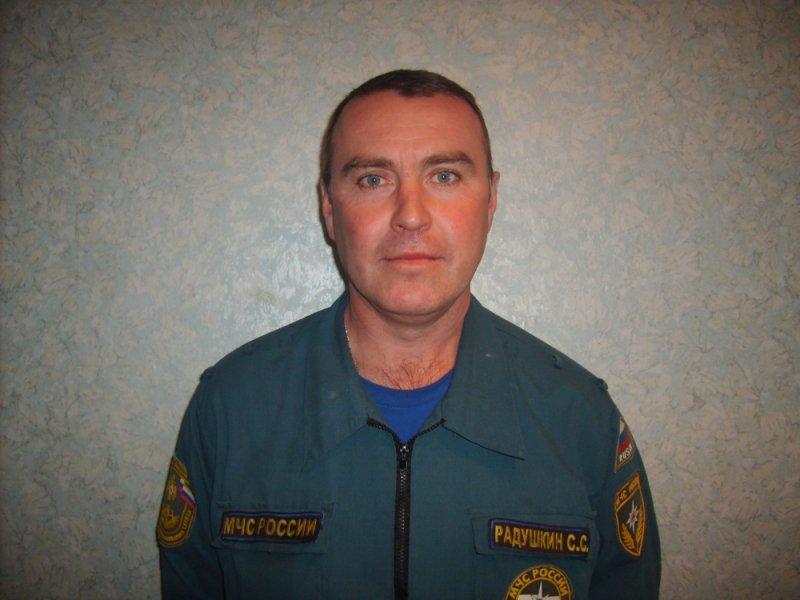 Напожаре вУльяновской области спасли пенсионерку