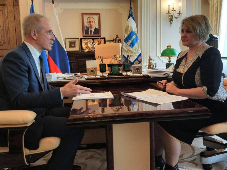 Светлану Опенышеву назначили послом Ульяновской области всфере информтехнологий