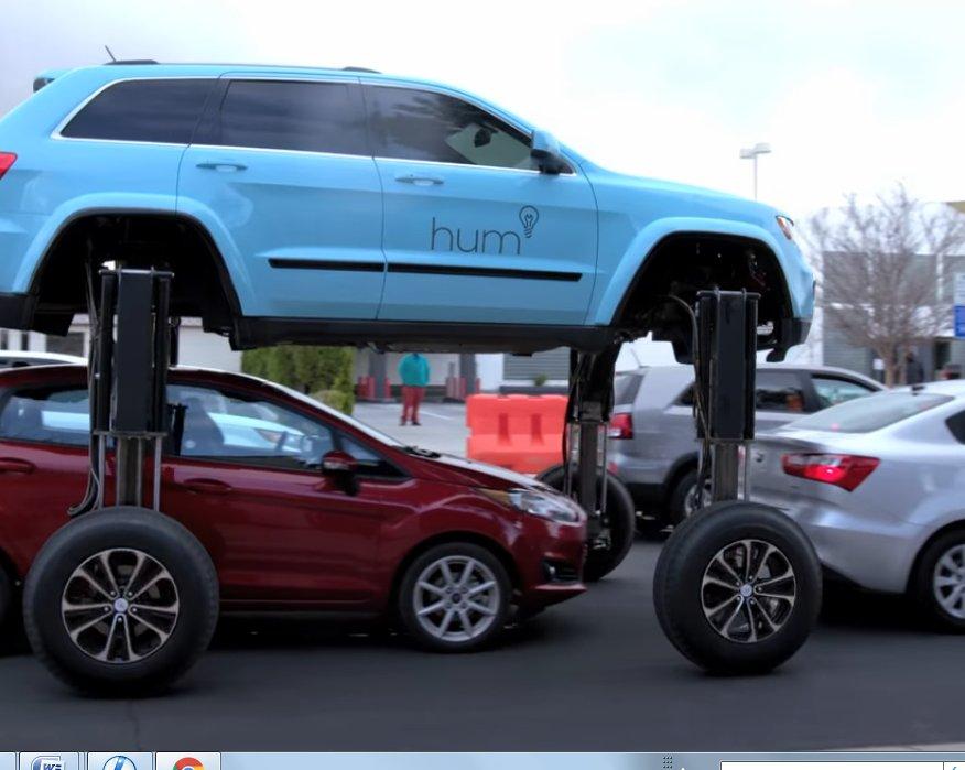 ВСША прошли тестирования автомобиля-трансформера