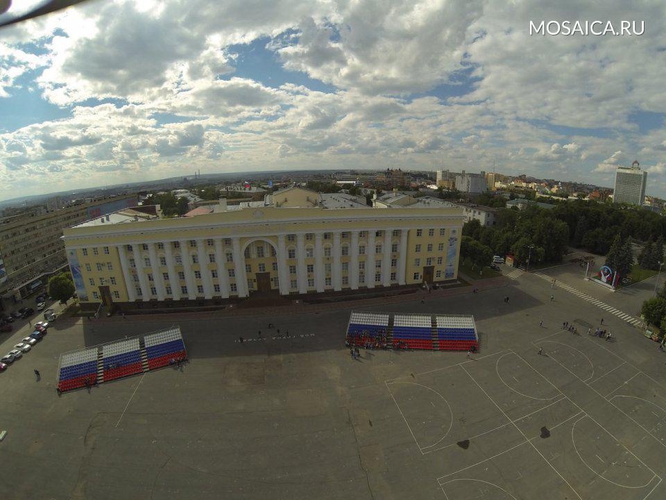 Процедура уже запущена. Площади Ленина возвратят  название Соборная