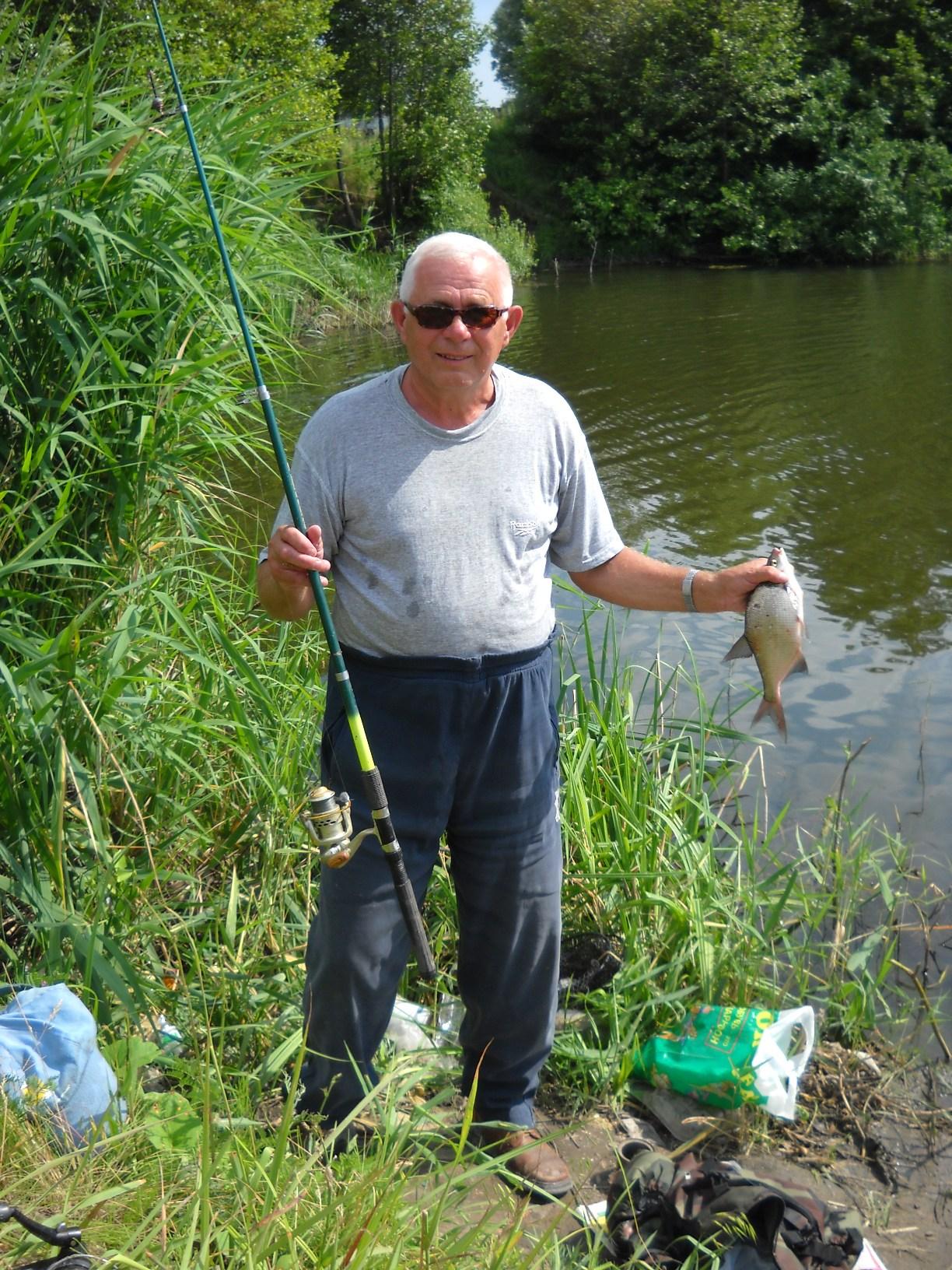 рыбалка в ульяновском районе ульяновска