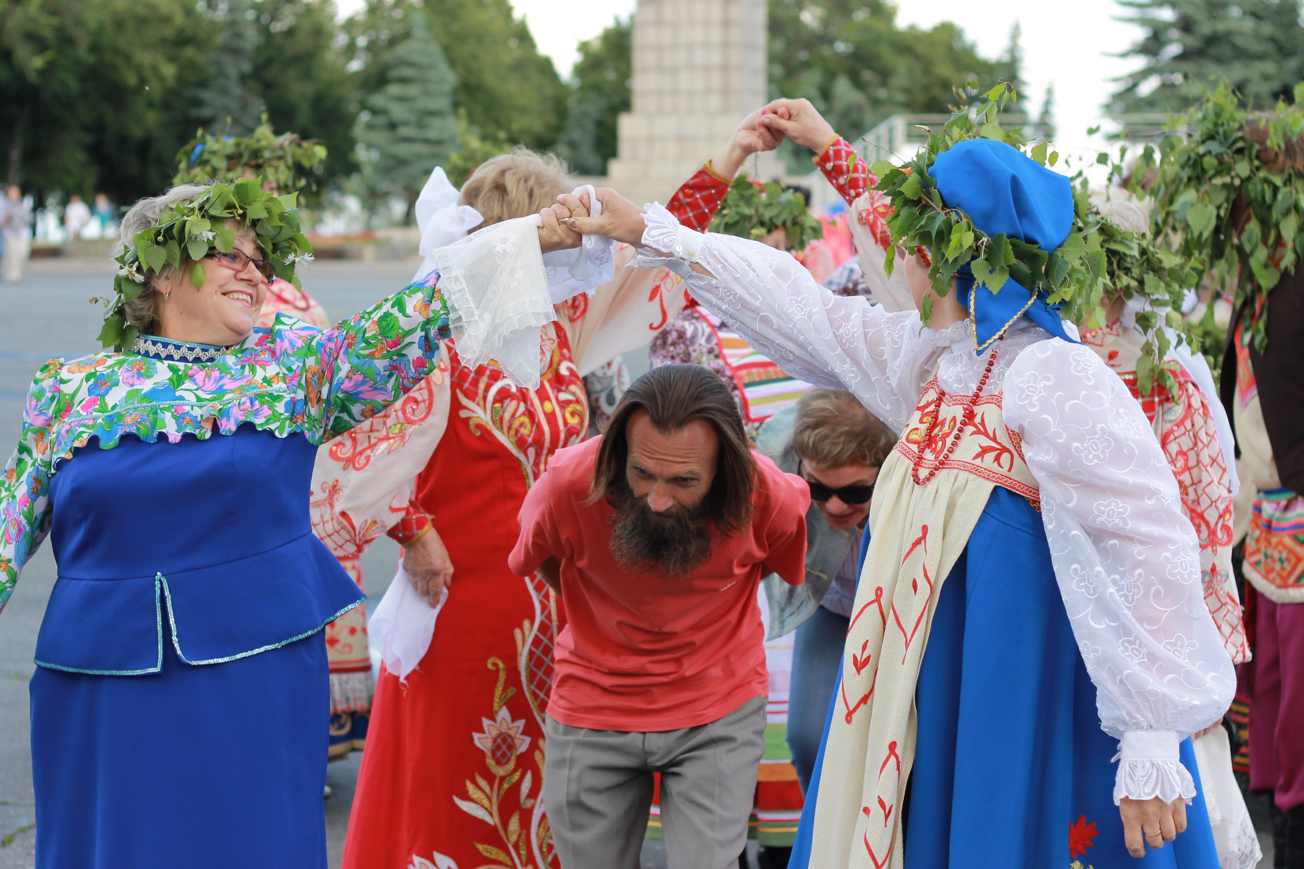 ульяновск празднование троицы фото пока