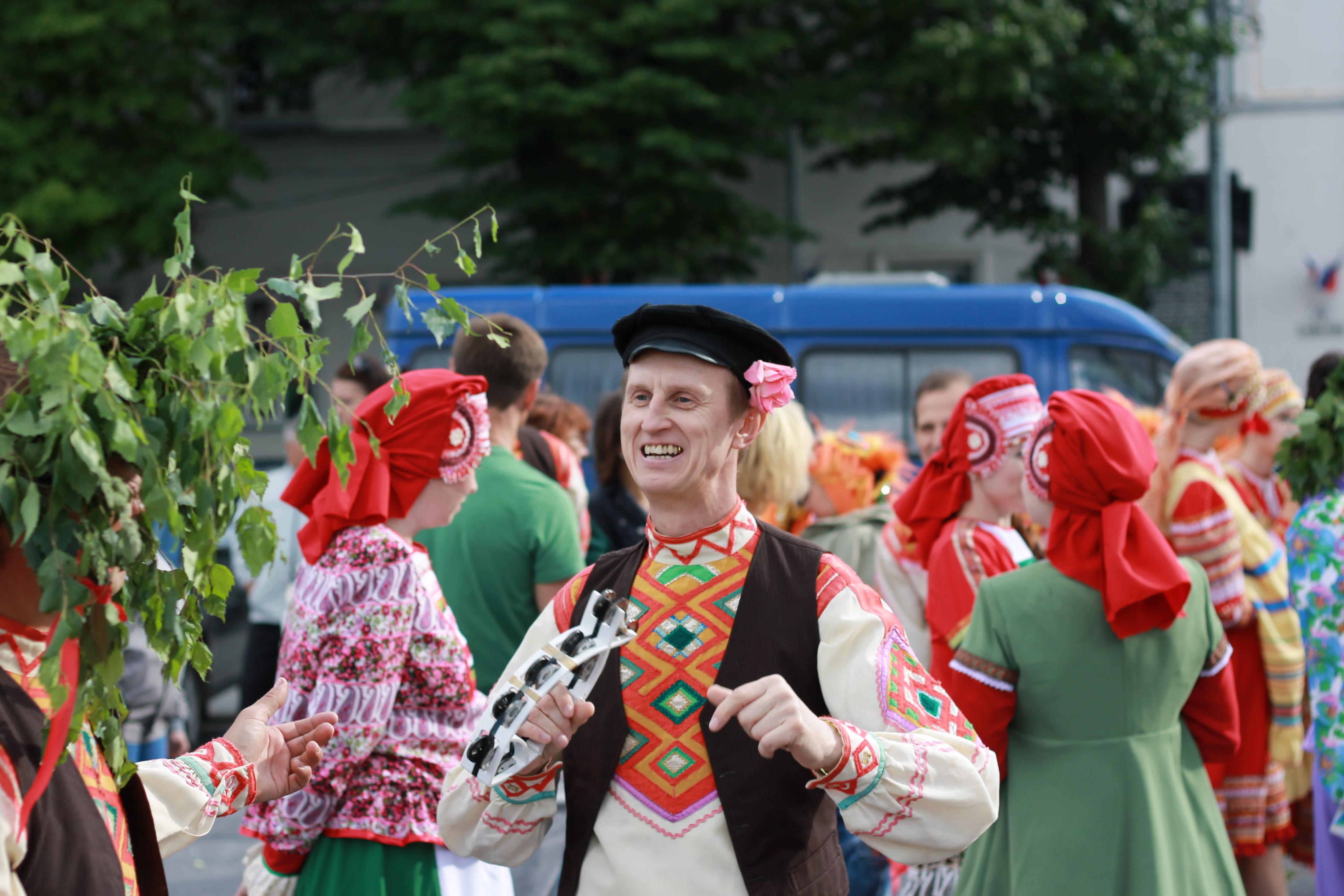 ульяновск празднование троицы фото хорошего