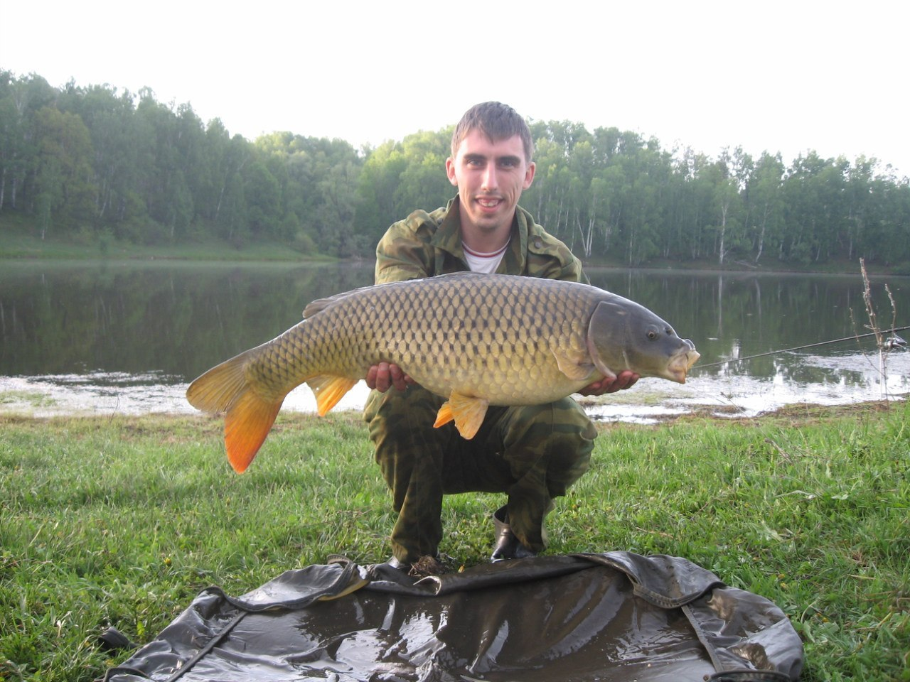 димитровград река рыбалка